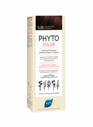 PHYTO Phyto Phytocolor 5.35 Chocolate Light Brown Renksiz